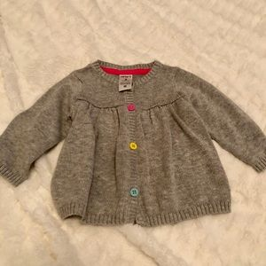 Caters Baby Cardigan